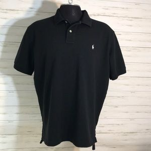 Polo Ralph Lauren Black Shirt Size XL
